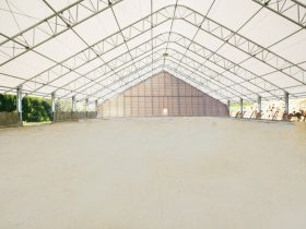 Cobra Structures fabric structure