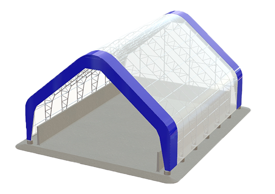 Cobra Structures Magnum Series fabric structures